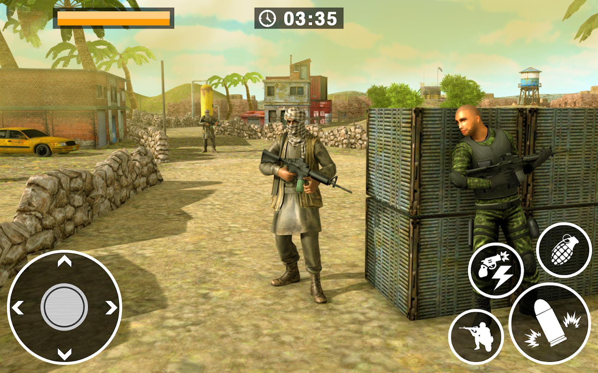 Counter Terrorist Critical Strike Force Special Op for Android - APK  Download