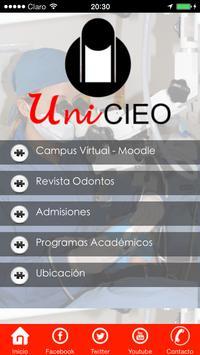 UniCIEO screenshot 3