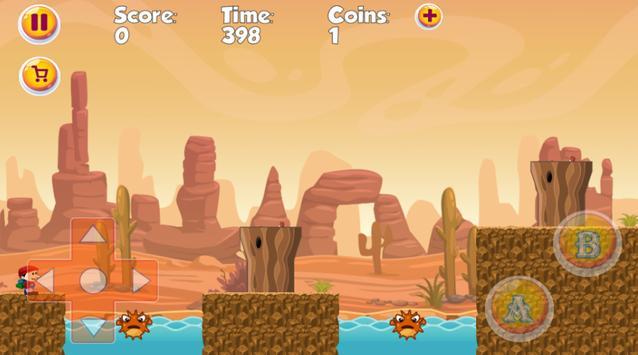 Super Jay World - The best classic platform game ! screenshot 11