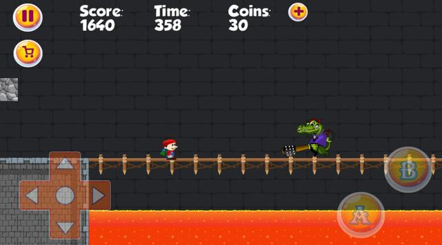 Super Jay World - The best classic platform game ! screenshot 2