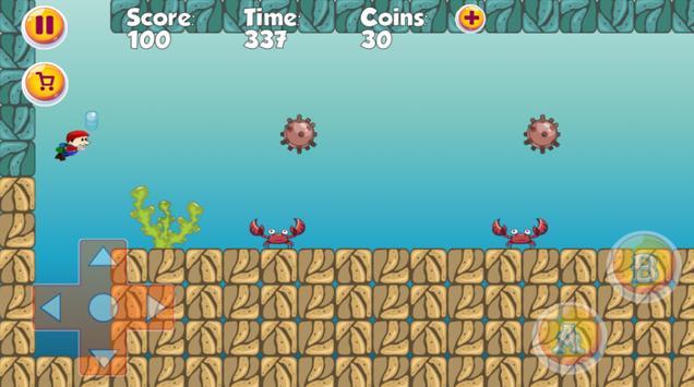 Super Jay World - The best classic platform game ! screenshot 4