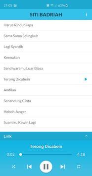 Lagu Siti Badriah MP3 Offline + Lirik screenshot 1