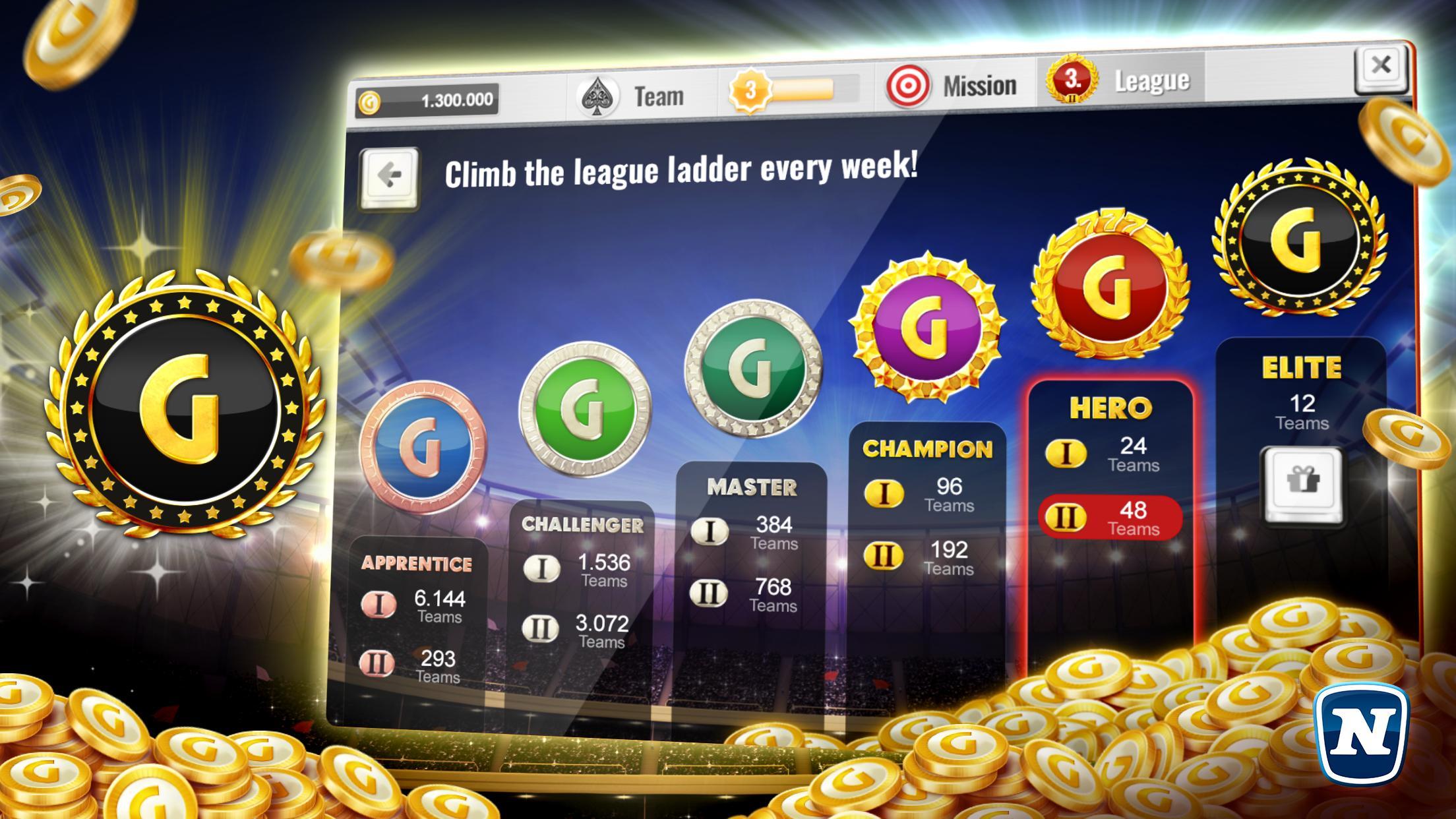 Gaminator Online