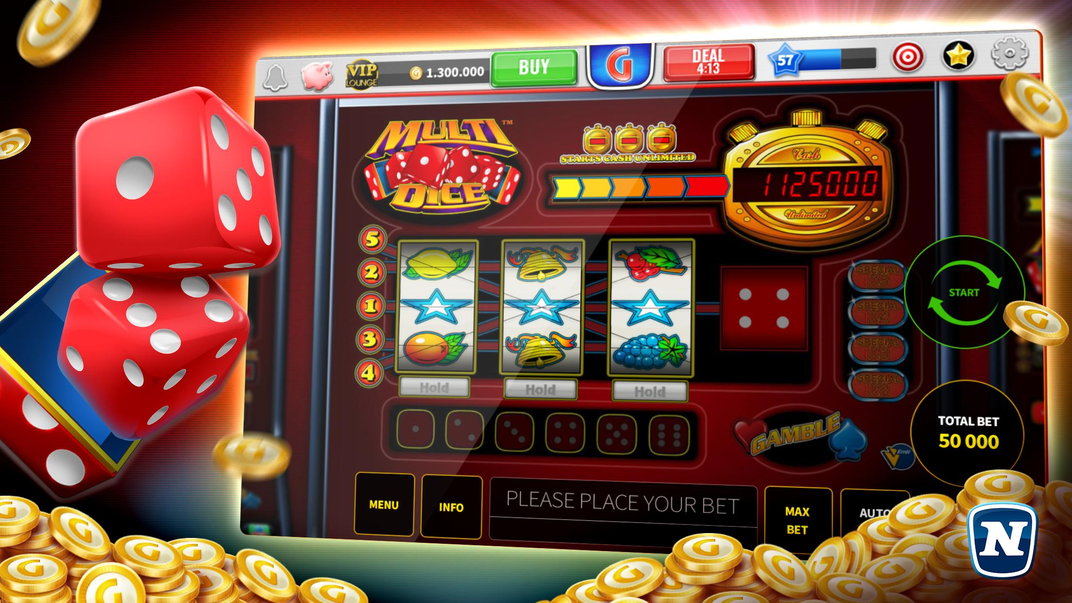 Hot Choice Slot Machine