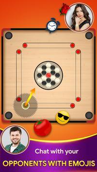 Carrom board game - Carrom online multiplayer screenshot 2