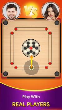 Carrom board game - Carrom online multiplayer screenshot 4