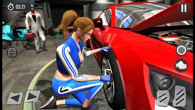 Real Car Mechanic Workshop: Car Repair Games 2020 screenshot 7