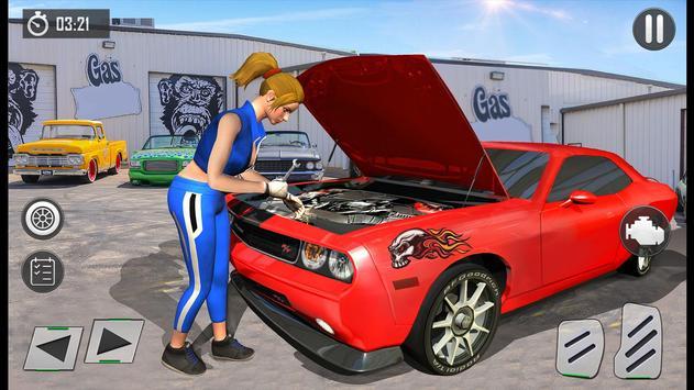 Real Car Mechanic Workshop: Car Repair Games 2020 screenshot 9