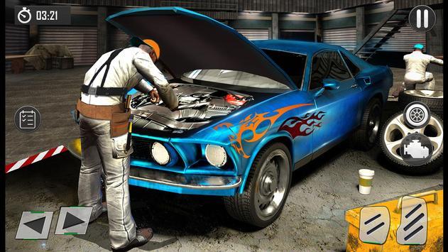 Real Car Mechanic Workshop: Car Repair Games 2020 screenshot 10