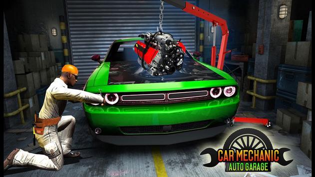 Real Car Mechanic Workshop: Car Repair Games 2020 screenshot 12