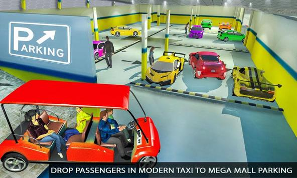 12ff6cc73f2 Shopping Mall Radio Taxi: Car Driving Taxi Games for Android - APK ...