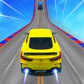 Mega Ramp Car Stunt Game – Impossible Car Stunts