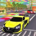 GT Racing Mega Ramps Car Stunts - Real Car Driving