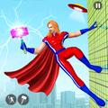 Police Robot Hammer Hero: Crime City Survival