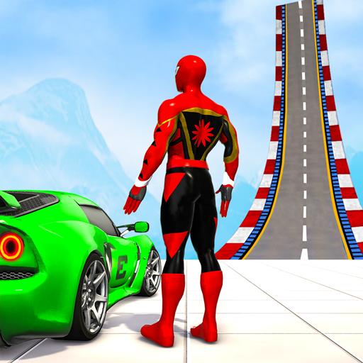 Sportsman Car Stunts Racing Car Games
