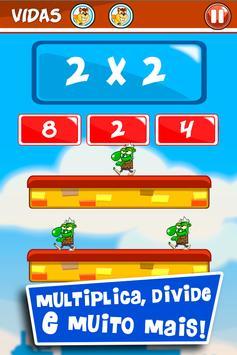 Jogos educativos de Matematica: adição, tabuada imagem de tela 4
