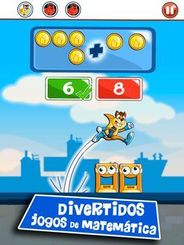 Jogos educativos de Matematica: adição, tabuada imagem de tela 5