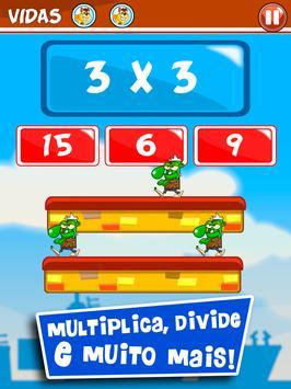 Jogos educativos de Matematica: adição, tabuada imagem de tela 9