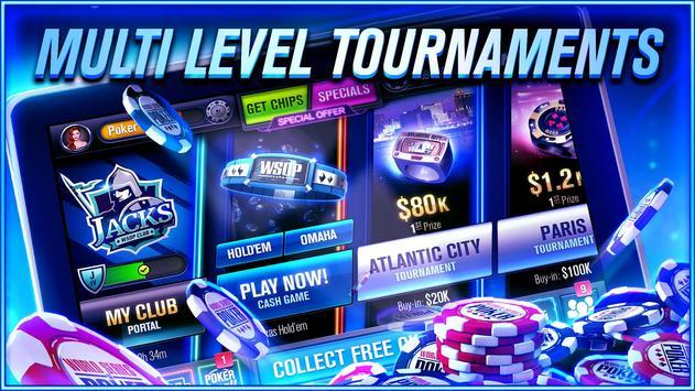 World Series of Poker – WSOP Free Texas Holdem screenshot 10