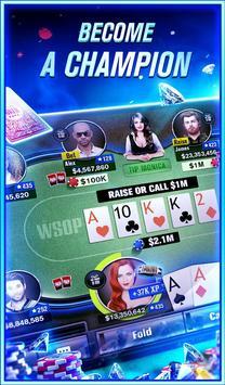 World Series of Poker – WSOP Free Texas Holdem screenshot 4