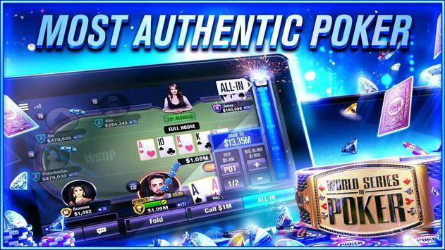 World Series of Poker – WSOP Free Texas Holdem screenshot 8