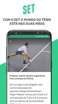 SET: Somos Tênis poster