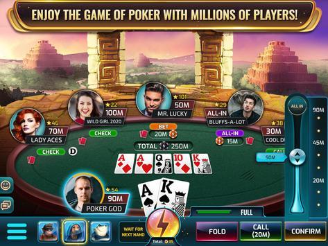 Wild Poker: Texas Holdem Poker Game with Power-Ups screenshot 6