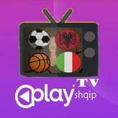PLAY TV SHQIP & ITALY icon