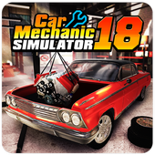 ikon Car Mechanic Simulator 18