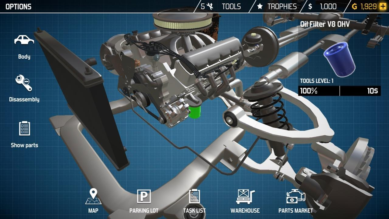 Car Mechanic Simulator 18 for Android - APK Download