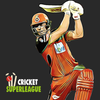 Wicket Cricket Manager - Super League 2021 simgesi