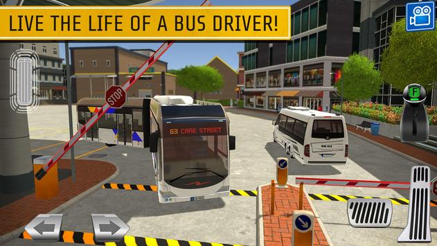 Bus Station: Learn to Drive! poster