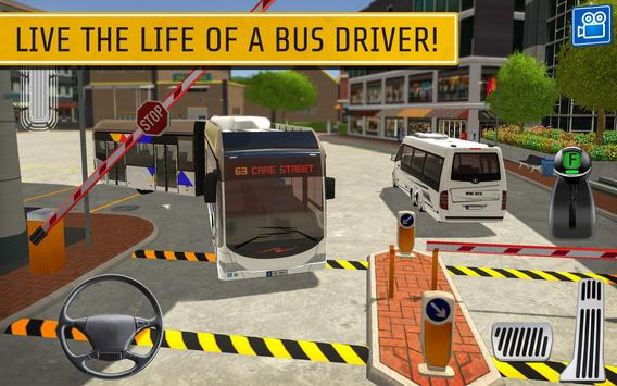 Bus Station: Learn to Drive! screenshot 10