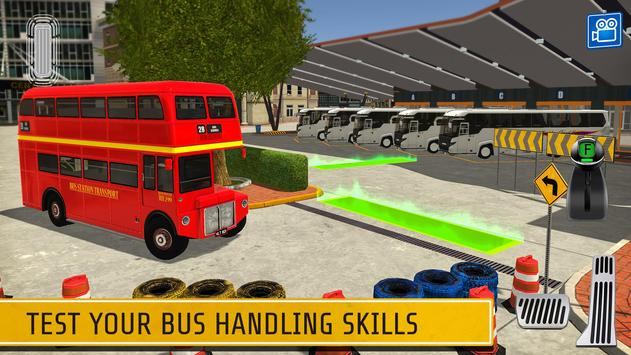 Bus Station: Learn to Drive! screenshot 2