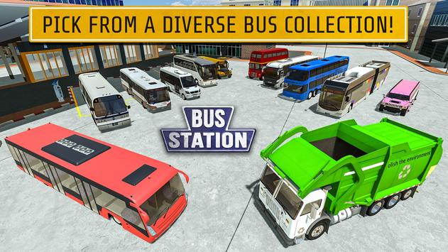 Bus Station: Learn to Drive! screenshot 4