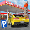 Gas Station: Car Parking Sim أيقونة