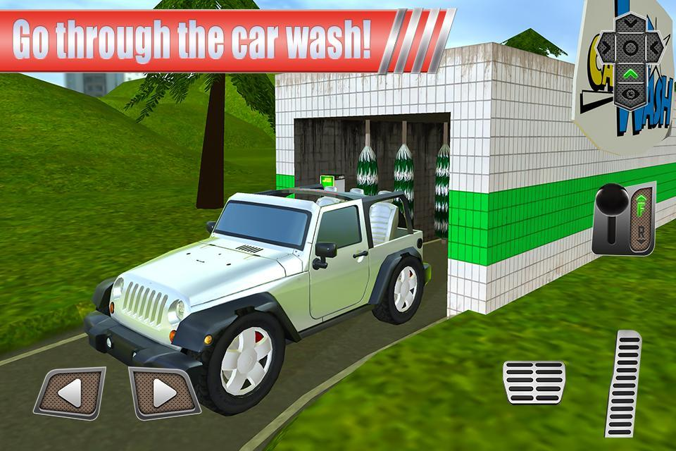 Gas Station Car Parking Sim For Android Apk Download