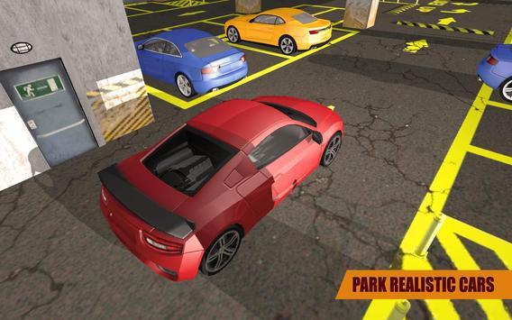 Multi Level Car Parking screenshot 3