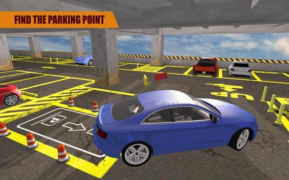 Multi Level Car Parking screenshot 1