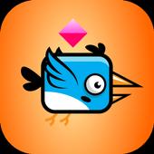 Flappy Birdy Jumpy Trip icon