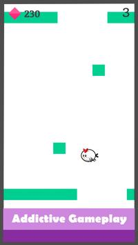 Flappy Birdy Jumpy Trip screenshot 1