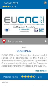 EuCNC 2019 screenshot 2