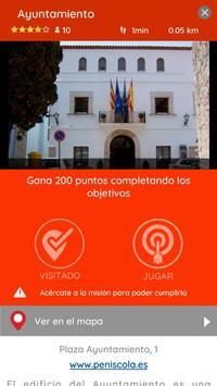 Peñíscola screenshot 2