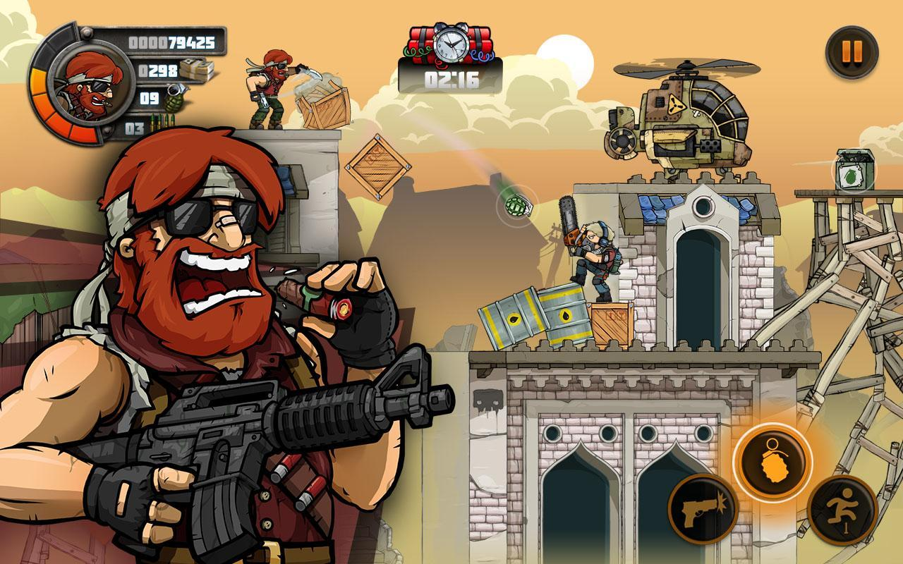 Image result for Metal Soldiers 2 android game pic