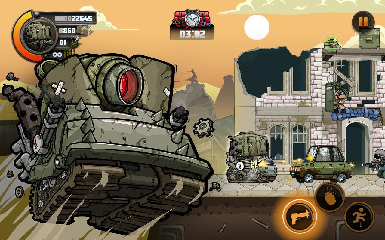 Resultado de imagen para metal soldiers juego