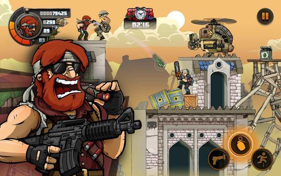 3 Schermata Metal Soldiers 2