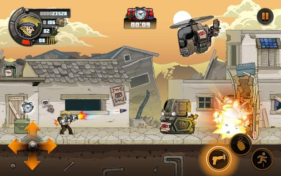 1 Schermata Metal Soldiers 2