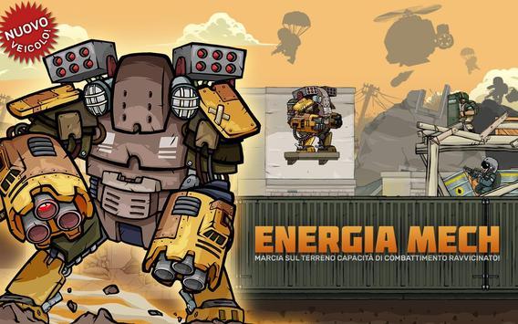 2 Schermata Metal Soldiers 2