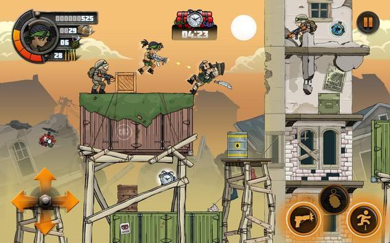 5 Schermata Metal Soldiers 2