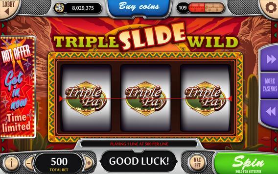 Vegas Power Slots syot layar 4